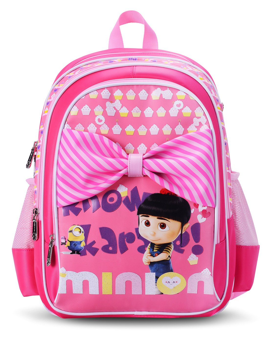 Minions butterfly school bag XHRNS008